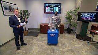 Commissioner Bettman draws 2020 Draft lottery