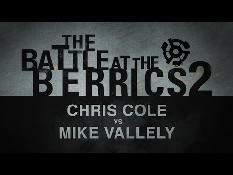 Chris Cole Vs Mike Vallely: BATB2  Round 1