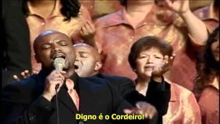 Worthy Is The Lamb - The Brooklyn Tabernacle Choir (Legendado)