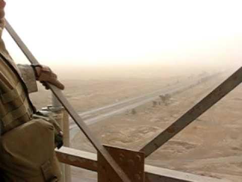 LCpl Probst in Iraq