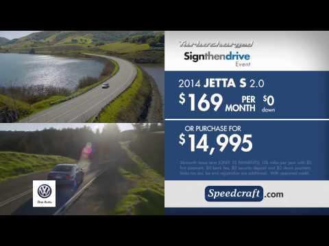 Wakefield Rhode Island VW Dealership Turbo Sign Then Drive
