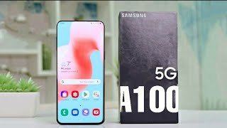 Samsung A100 5G Unboxing - Exynos 980 5G
