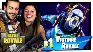 NOTRE PREMIER TOP 1 SAISON 6 EN DUO ! | FORTNITE DUO FR