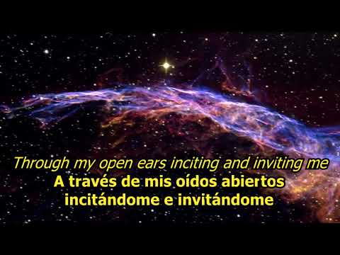 Across the universe - The Beatles (LYRICS/LETRA) [Original]
