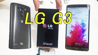 Ремонт LG G3 D850 заміна сенсора (Частина 1)