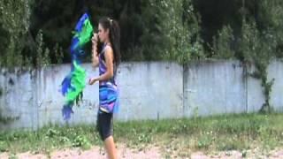 Уроки по веерам от Феи. Урок 2 часть2