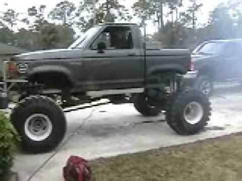 Bad Ford Ranger Youtube