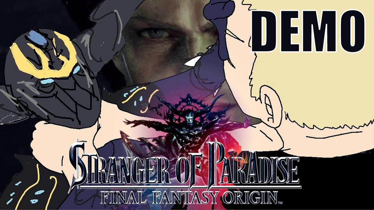 LITERALLY NIOH FINAL FANTASY | Stranger of Paradise FF Origin PS5 DEMO PLAYTHROUGH