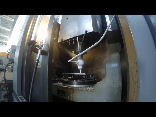 VTaladrado Stack Titanio CFRP con BeCold