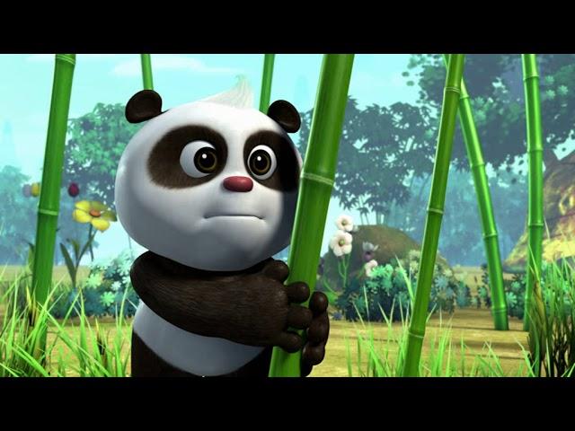 Krtek a panda epizoda 25 - Červený lampion