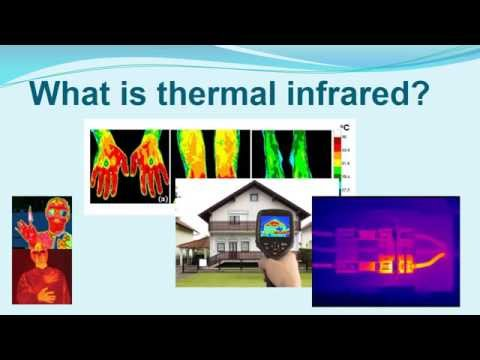 iGETT Concept Module Thermal Infrared Remote Sensing -  Part 1of 2