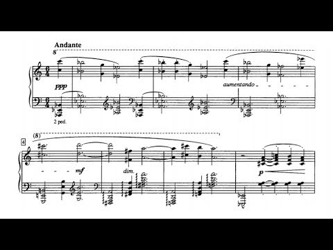 Ronald Stevenson  3 Lyric Pieces audio + sheet music
