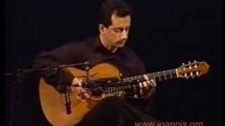 (TANGOS) Maestro Serrano - Flamenco Guitar by Ioannis Anastassakis - Greek National Opera House