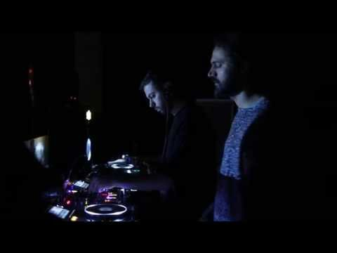 Livio&Roby @ Bucharest Post Industrial - Uzinele Faur October 2015