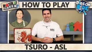 Tsuro - WITH ASL - How To Play