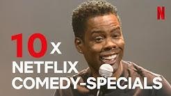 Top 10 Netflix Comedy Specials | Netflix