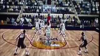 College Hoops 2K7 (PS3) Tournament 1 Part 5