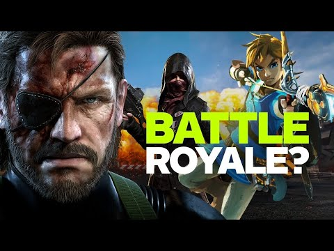 Download Youtube: 8 Huge Games That Could Get a Battle Royale Mode