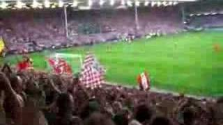 BEST Fields of Anfield rd ever Liverpool chelsea semi 1/5/07