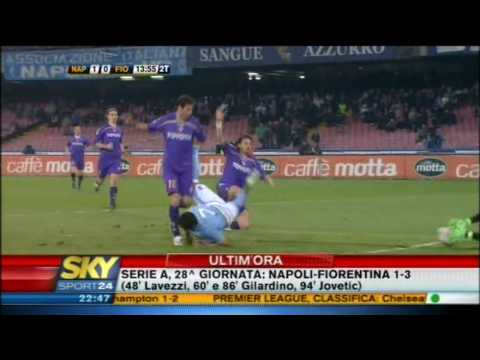 Napoli-Fiorentina 1-3   13/03/10