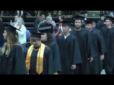 Virginia Western Community College Commencement  2016