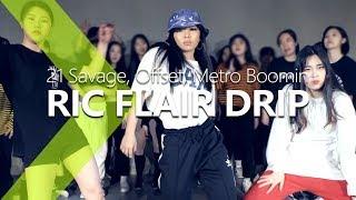 21 Savage, Offset, Metro Boomin - Ric Flair Drip / LIGI Choreography.