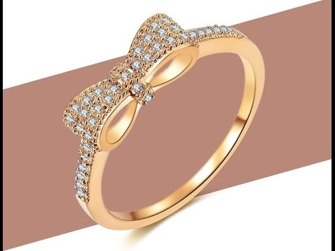 best-gifts-for-her-:-elegant-bow-ring
