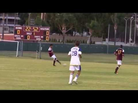 Mt.SAC 2016 Men\'s Soccer vs UC Riverside