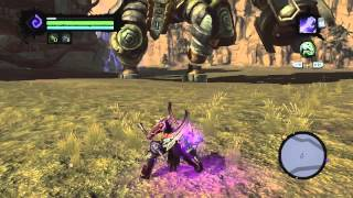 Darksiders 2 Gameplay Walkthrough - Part 19 - HUGE BOSS FIGHT!! (Xbox 360/PS3/PC Gameplay)