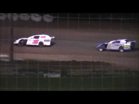 IMCA Southern Sport Mods at Lubbock Speedway 6-17-16