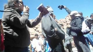 ELE Y CLIP CHILE INVADIO TERRITORIO BOLIVIA EN SILALA E HIZO PLANTA SEDIMENTACION 4 300316