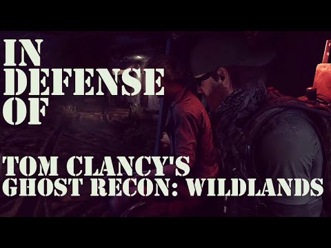 In Defense Of Ghost Recon Wildlands