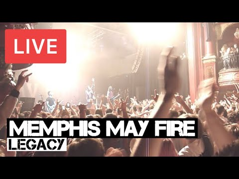 Memphis May Fire - Legacy Live in [HD] @ KOKO London 2014