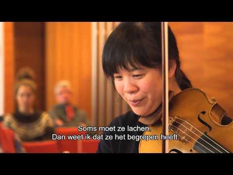 Teaser Masterclass 25 jaar: Bernadette Yim en Nobuko Imai