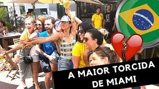 A MAIOR TORCIDA BRASILEIRA NA FLORIDA - DIÁRIO DA ROTINA NO BAR DA VILA - episódio 04