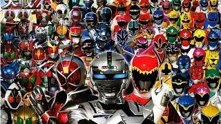 Tokusatsu Taisen (Riders vs Metal Heroes vs Rangers)