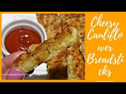 how-to-start-a-keto-diet-,-cheesy-cauliflower-breadsticks