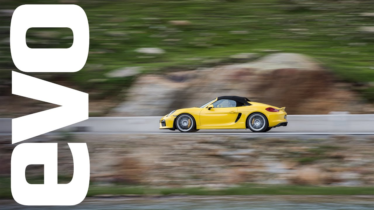 Porsche Boxster Spyder review - prices, specs and 0-60 time