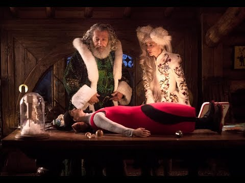 Санта и компания  Santa&Cie -- дублированный трейлер