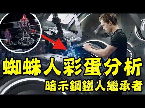 蜘蛛人離家日電影細節彩蛋整理-鋼鐵人一直在|電影分析