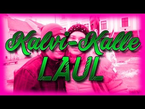 KALVI-KALLE LAUL