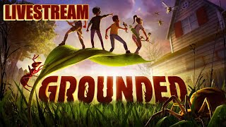 Grounded - The Forest meets Honey I Shrunk the Kids