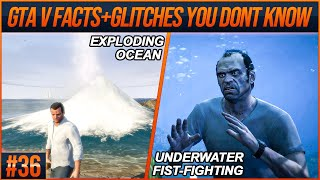 GTA 5 Facts and Glitches You Don't Know #36 (From Speedrunners)