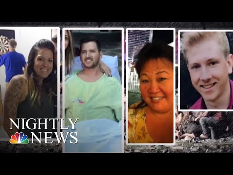 Las Vegas Victims Speak Out Amid MGM Hotel Chain Legal Battle | NBC Nightly News