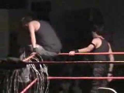 TASW Humble Rumble Barbwire Death Match Music Video