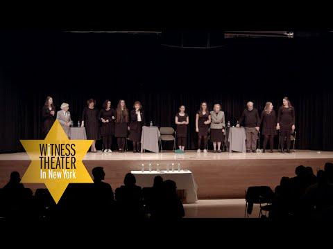 Selfhelp Witness Theater 2016 at RAMAZ