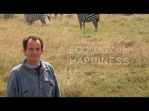 Volvo Environment Prize laureate 2014, Eric Lambin