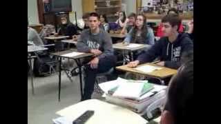 The Revenge of Santa Promo Video - Manchester Memorial High School