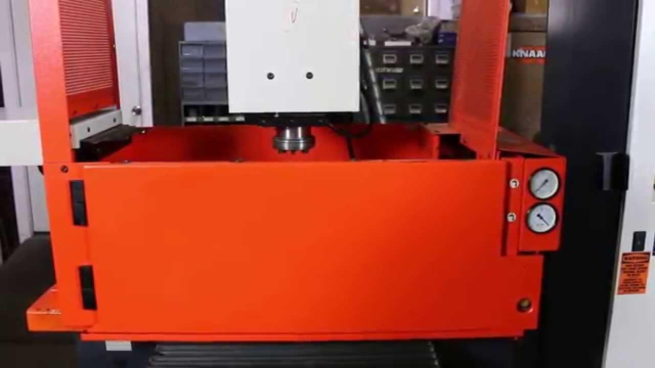 152734 CHARMILLES CNC RAM TYPE EDM MACHINE MODEL: ROBOFORM 20A