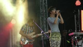 Brodka - Varsovie live 30.06.2012